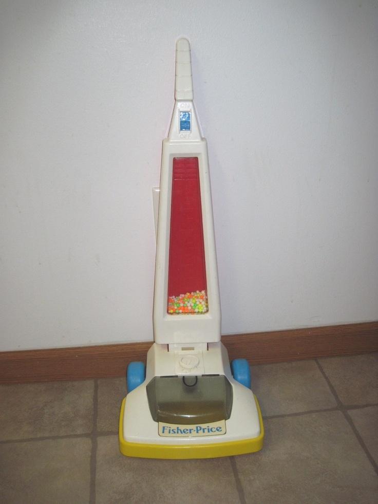 Vacuum Fisher Price Vacuum