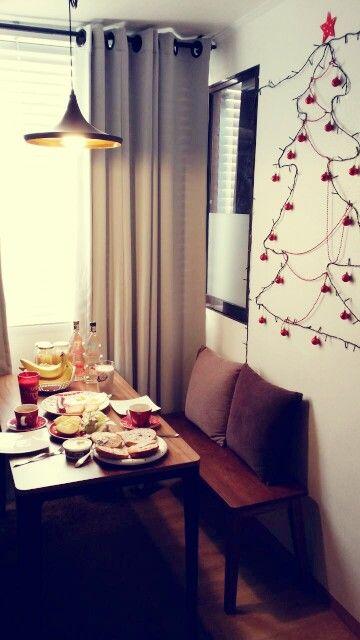2014 memory  #Christmas Eve breakfast