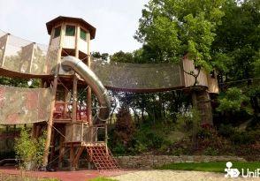 Adventurous playgrounds   Unipark