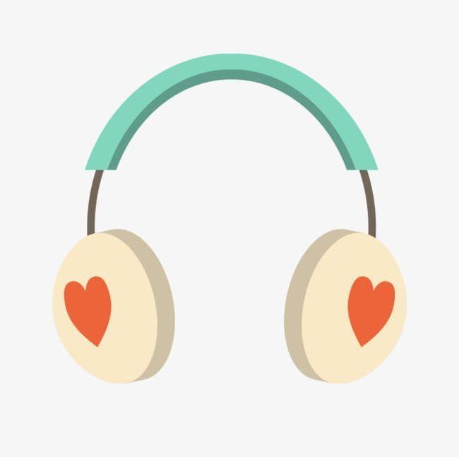 Cartoon Headphones Png Cartoon Clipart Headphones Clipart Headset Music Cartoon Clip Art Png Cartoon