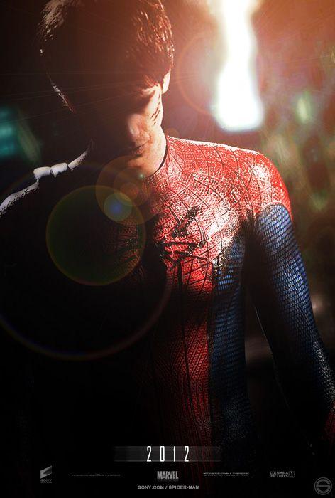 Amazing Spider-Man Teaser A by sahinduezguen on DeviantArt