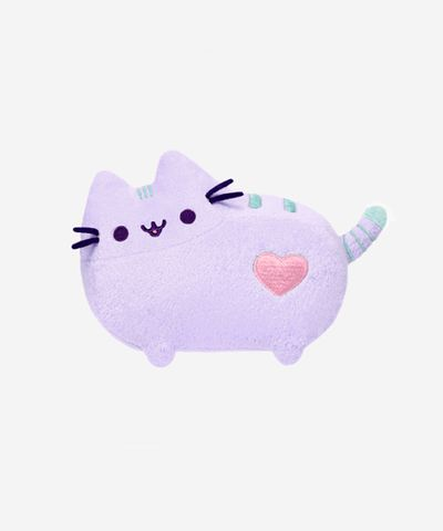 Someone needs to get me this!!!!! please! Pastel Pusheen plush toy (lilac) - Hey Chickadee