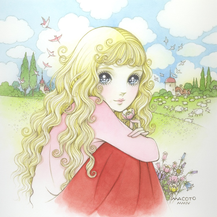 takahashi macoto coloring pages - photo#38