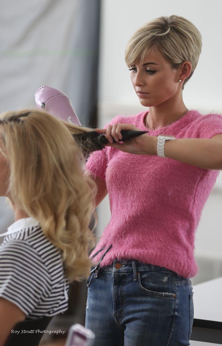 Laura Wright Hair – at Zinc Ongar by Roy Strutt Ph…