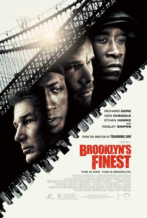 Brooklyn's Finest 27x40 Movie Poster (2010)