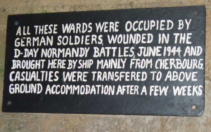 Guernsey_Hospital_Tunnel_D_Day_Sign.