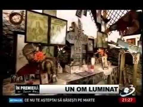 În premieră cu Carmen Avram: Arsenie Boca, preotul care face minuni, l...