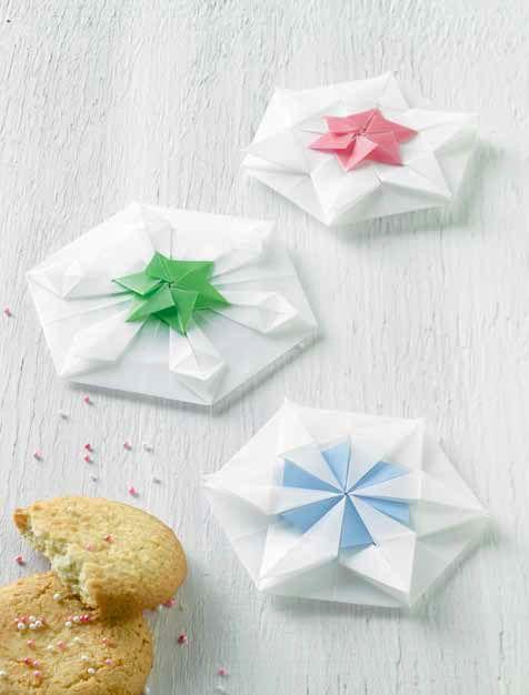 Zauberhafte Origami-Sterne - Edle Papiersterne in beeindruckenden Faltungen