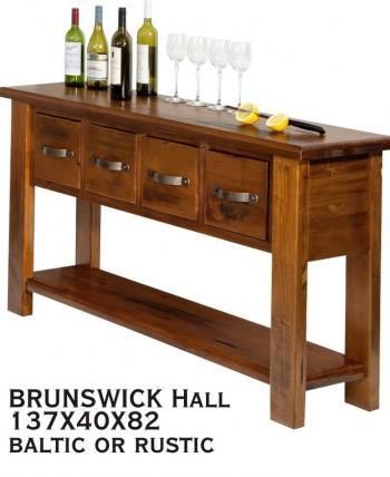 Brunswick Hall Table