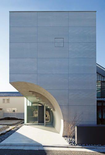 7   10 Audaciously Modern Japanese Houses   Co.Design   business + design