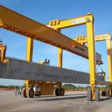 Hot Sale Double Girger Rubber Tyre Gantry Crane, Nucleon Brand RTG Rubber Tyre Container Gantry Crane, Mobile Rubber Tyre Gantry Crane Manufacturers