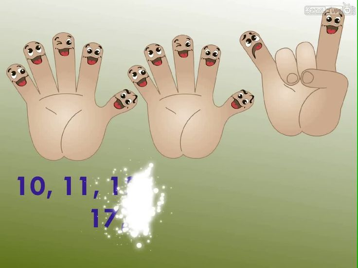 Numbers 10-20. Video effectively teaches the concept of teen numbers through music and video. From Schooltube