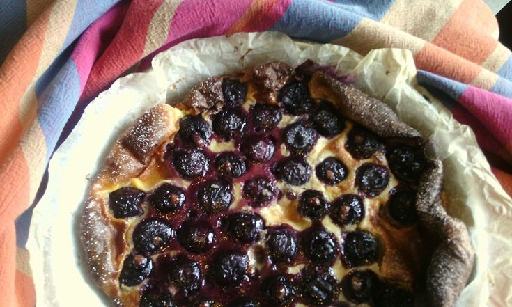 Clafoutis+limousin+alle+ciliegie