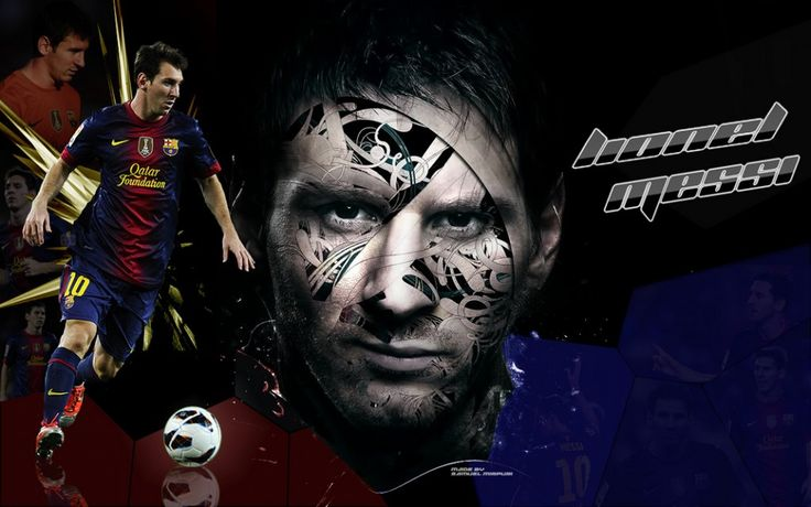 Leo Messi 2012 2013 Barcelona HD Best Wallpapers