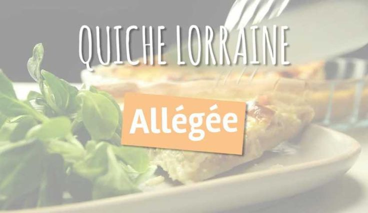 Recette de Quiche allégée aux épinards et chèvre. Facile et rapide à réaliser, goûteuse et diététique. Ingrédients, préparation et recettes associées.