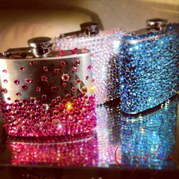 Pick a color flask! @Cynthia Rodriguez
