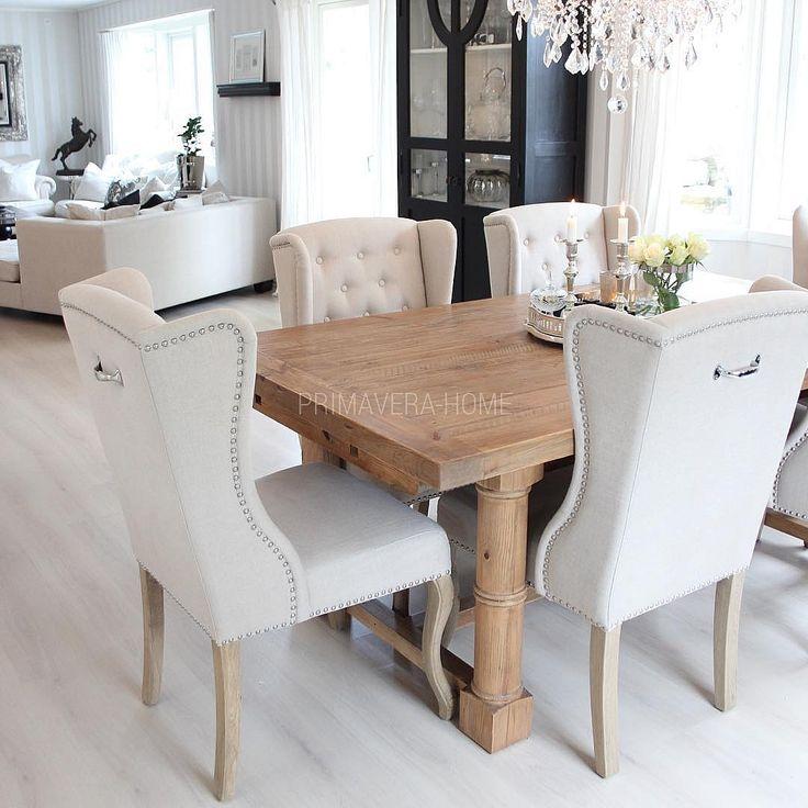 Krzes o fotel uszak tapicerowane z ko atk styl francuski for Kitchen ideas queensway