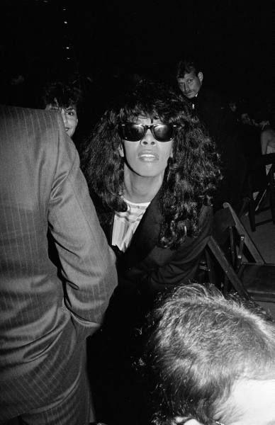Donna Summer, 1983. (via LIFE/Google archives)