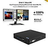 sparen25.de , sparen25.info#3: Mini PC Windows-KODLIX Z83-V Desktop PC Win10/4K mit Intel Atom CPU 1,92 GHz, 2M Cache, DDR3 2GB…sparen25.com