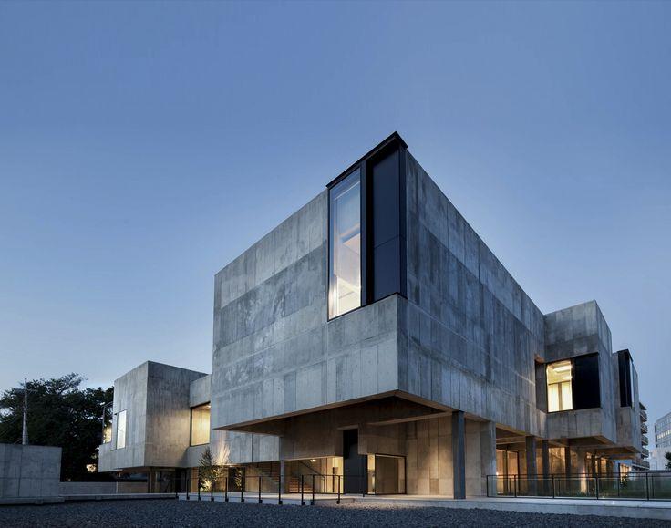 Escola de Música Tohogakuen / Nikken Sekkei | ArchDaily Brasil