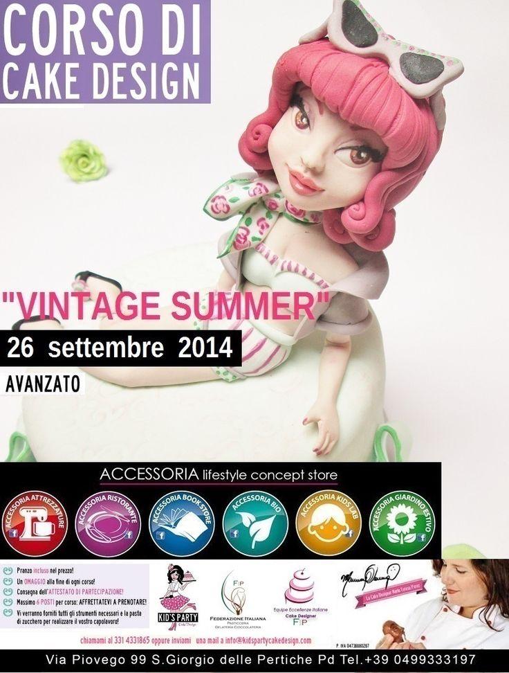 Corso di cake design, modelling avanzato 26 settembre 2014, Padova #cakes  #padova #cakedesign #cakedesorating #corsi