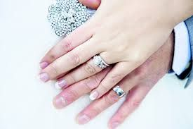 Wonderful Words: Why is the wedding ring worn on the left hand