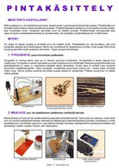 Tn-opetusideoita sekä tilattavia matskuja