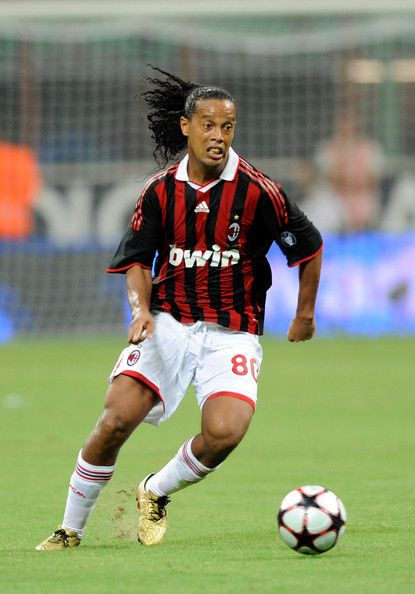 Ronaldinho_AC Milan