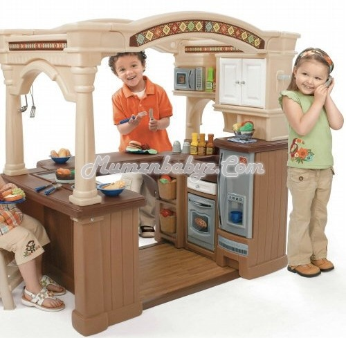Step  Lifestyle Kitchen Set
