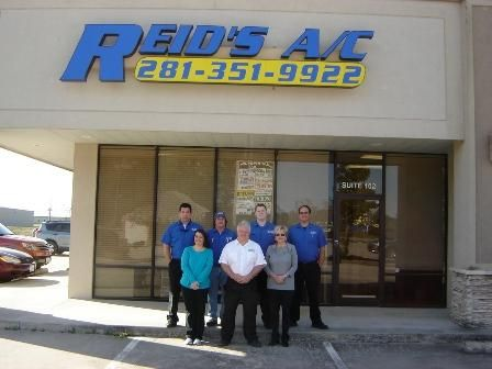 Air Conditioning Contractor in North Houston
