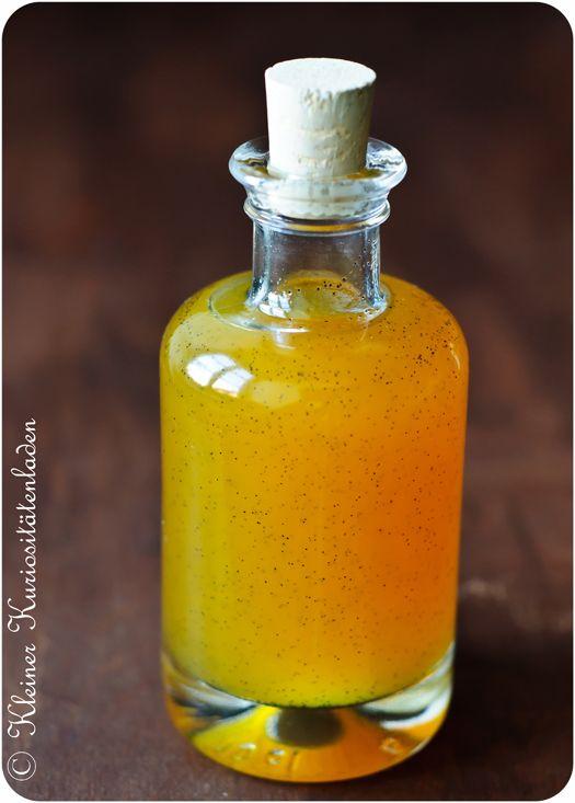 Orangen-Kardamom-Sirup oder Fanta in lecker