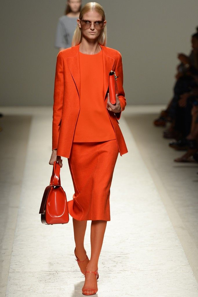 Max Mara RTW Spring 2014 [Photo by Davide Maestri]
