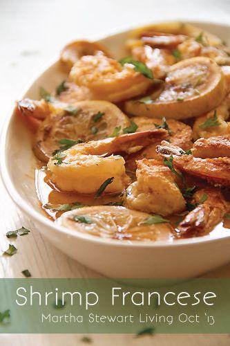 Shrimp Francese Not Just for Food Geeks Anymore. This is THE SHRIMP FRANCESE recipe! This is the one to make!!!!