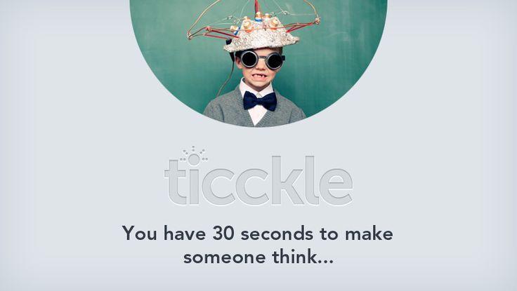Ticckle | www.parastudio.pl
