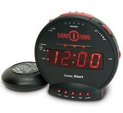 Here you will find some of the very loud alarm clocks for heavy sleepers, so that there won't be any more missed morning meetings, missing your...