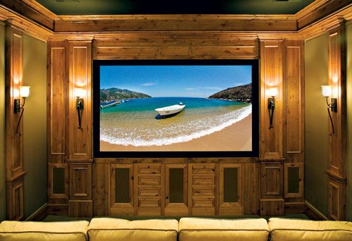 How to make an awesome basement media room???