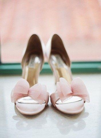 sweet pink shoes and aqua