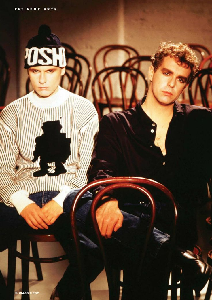 Image result for neil tennant and chris lowe photos
