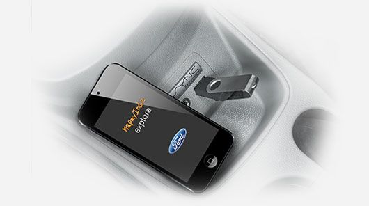 AppLink™ in #Ford #Fiesta AppLink™ connects you with some of your favourite smartphone applications using simple voice commands, all without fumbling through phone menus. #SabarmatiFord #Ahmedabad