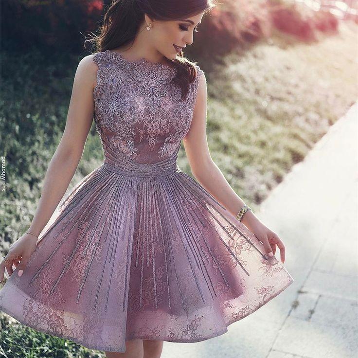 Mejores 33 imágenes de Vestidos cortos en Pinterest | Vestidos ...