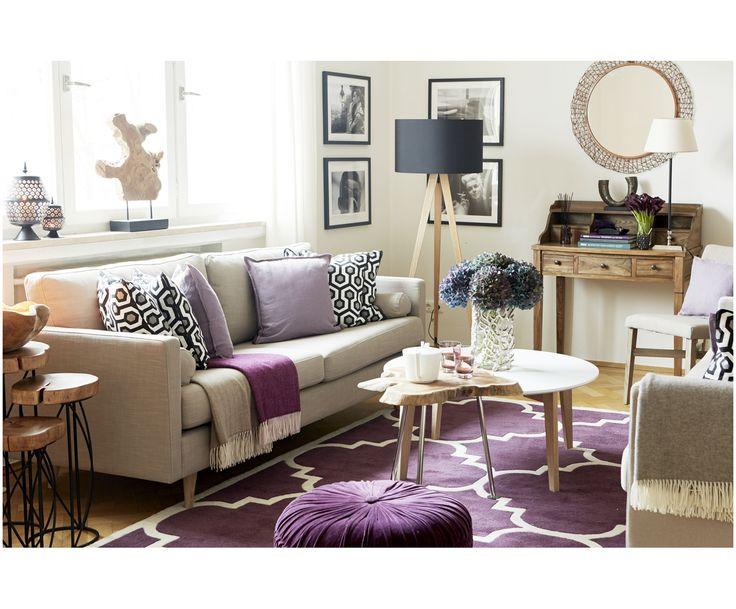 Wunderhübsch Macht Sich Dieses Weiße Sofa In Ihrem Zuhause! Das, Attraktive  Mobel