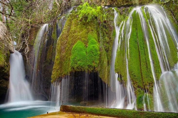 Moukhtara Waterfall Lebanon Rivers And Waterfalls