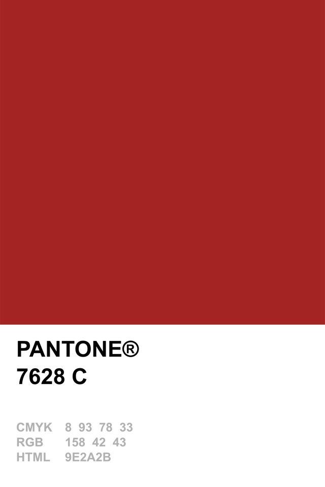 Pantone 7628 C