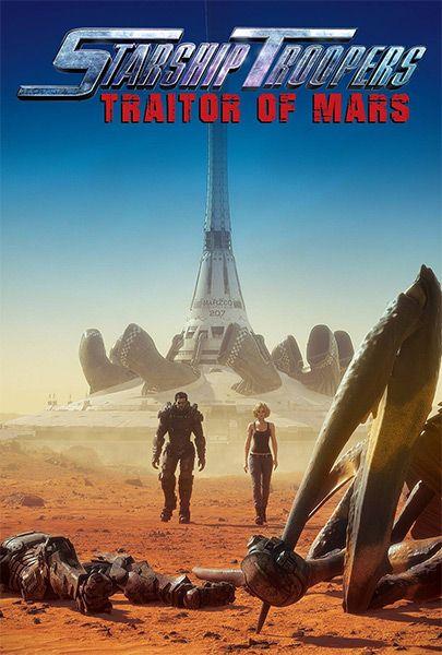 Starship Troopers: Traidor de Marte (2017) online o descargar gratis HD