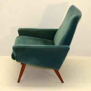 Retro Armchair By Parker Knoll .Vintage Item in good condition.-Circa 1960. | eBay