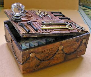 artsaveslives: Toss The Smokes; Alter The Box