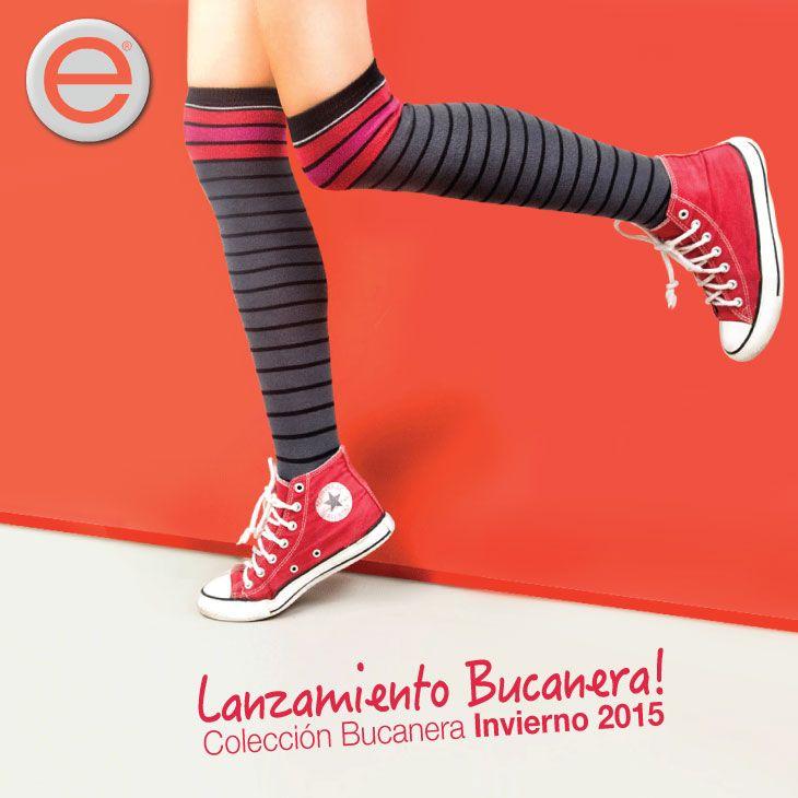 Lanzamiento Medias BUCANERAS - Colección Invierno 015