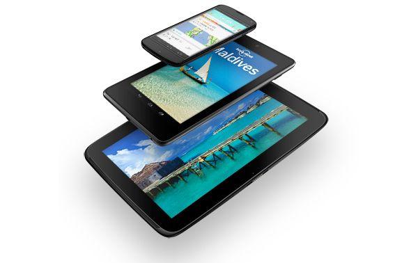 GOOGLE ANNOUNCES $299 NEXUS 4 SMARTPHONE AND $399 NEXUS 10 TABLET