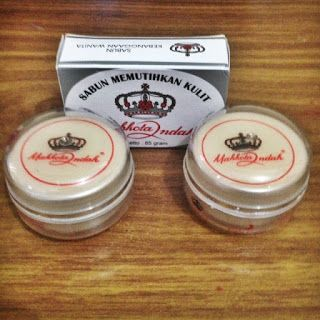 Cream Mahkota Indah / Cream Wajah Mahkota