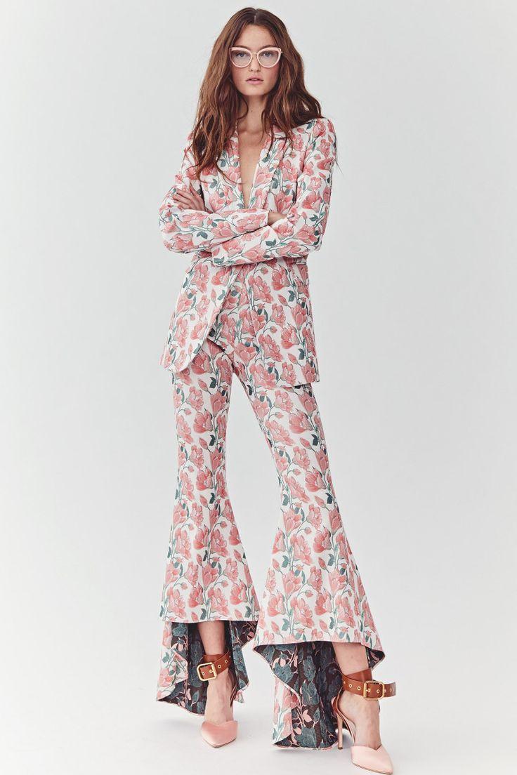 Alice + Olivia | Spring 2018 Ready-to-Wear
